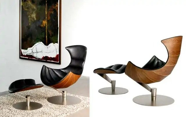 Lund And Paarmann Lobster Chair At ICFF Butters Modern Design   SolidSmack