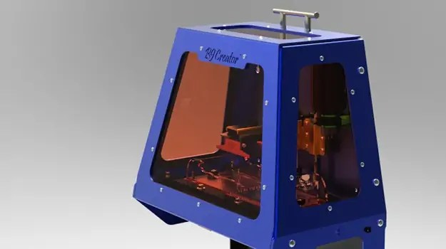 B9Creator 3D Printer Funded in Less Than 24 Hours