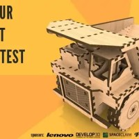 Make Your Lasercut Toy Contest – Win a Lenovo W530 Thinkpad (and More)