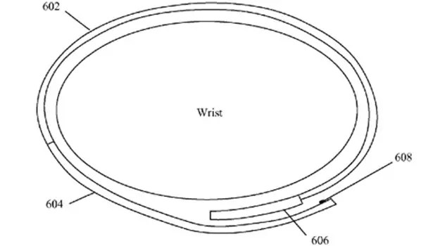 Apple Patent Released Today Points to an 'iWatch' Design