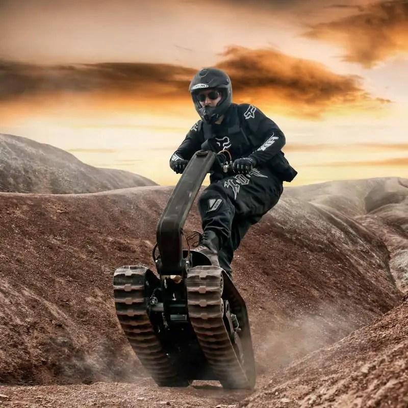 dtv shredder atv off-raod