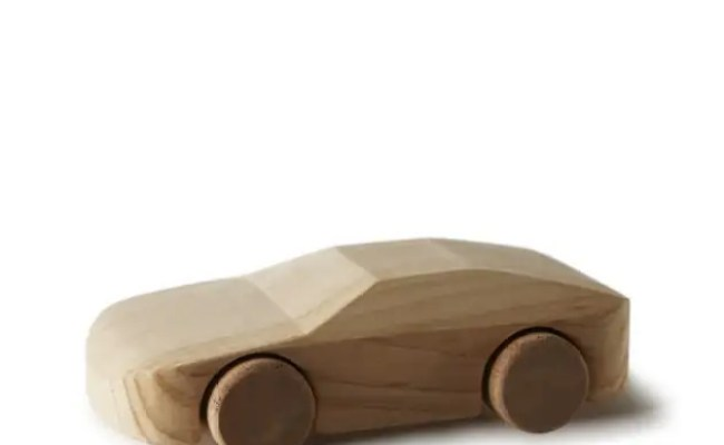 100 Wooden Toy Cars From 100 Designers And You Can Make