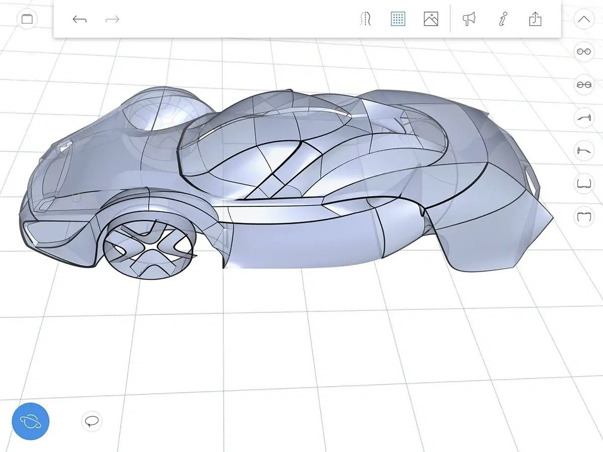 UMake is The Freeform 3D Sketching App You\'ve Always Wanted - SolidSmack