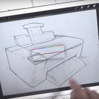 An Industrial Designer Shows How to Go From Analog to Digital Sketching with iPad Pro