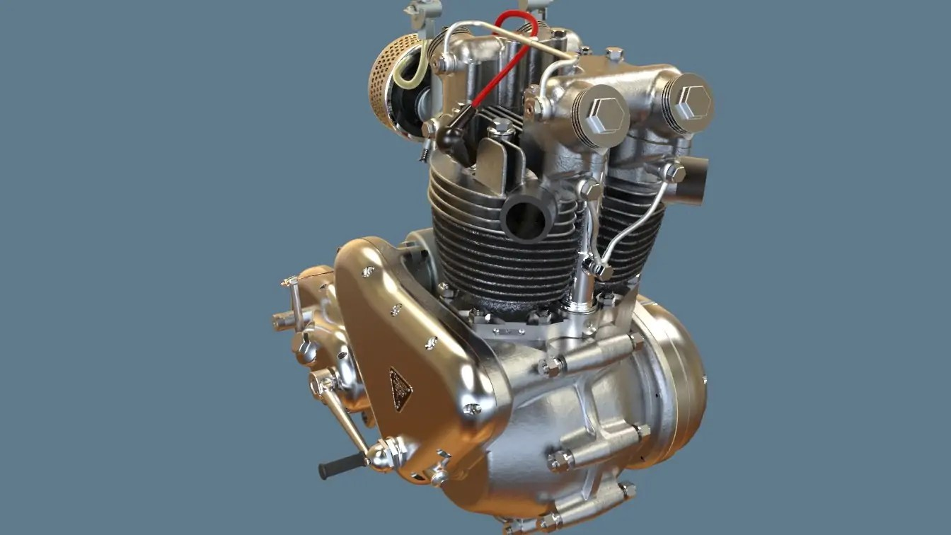 Model Of The Week Cylinder Stroke Andre on 4 Stroke Engine Animated Video Download