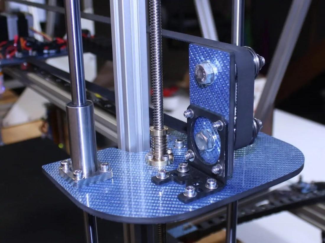 BFP475 desktop 3D printer