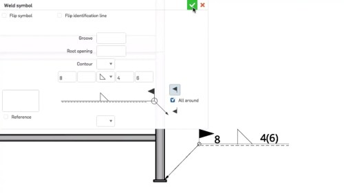 small resolution of top 3 onshape updates weld symbols dimension hidden lines bend notes