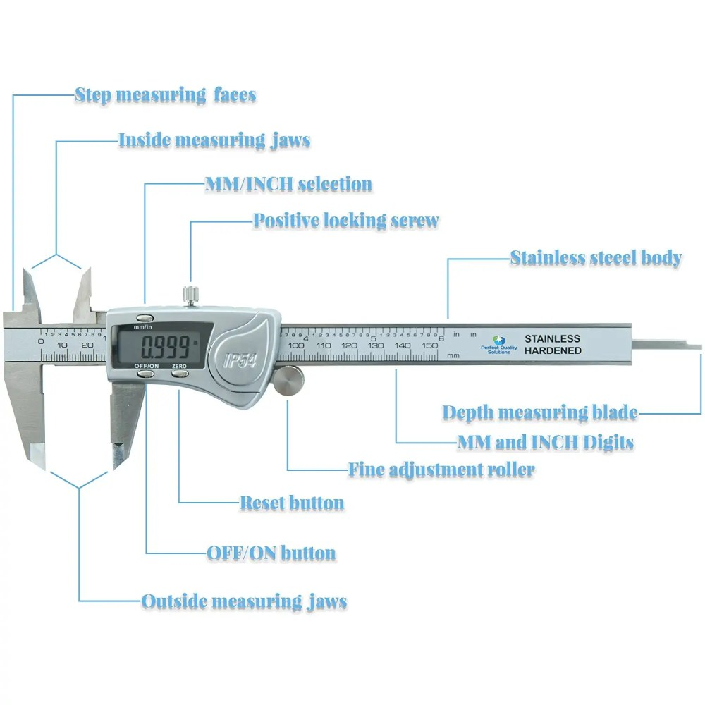 medium resolution of perfect quality solutions digital vernier caliper 28 79 71 off