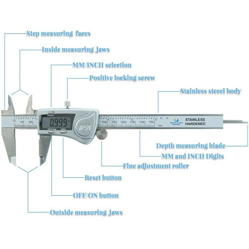 small resolution of perfect quality solutions digital vernier caliper 28 79 71 off