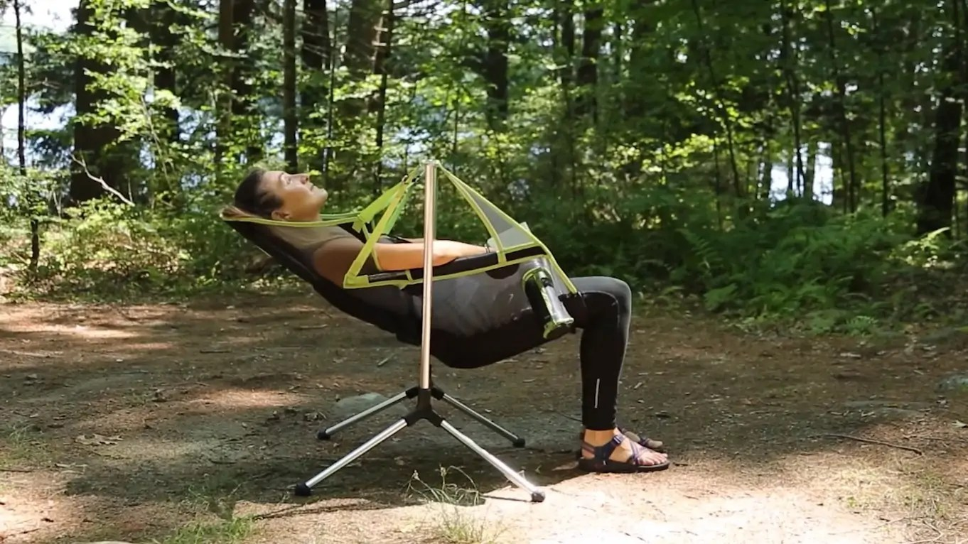 Rocking Chairs Get Lightweight And Portable With The