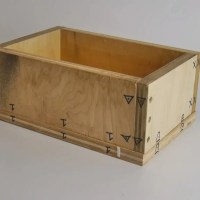 Eric Strebel Breaks Down How to Create Boxes for Casting Urethane Parts