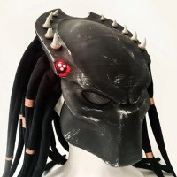 Model of the Week: Kid-Size Predator Mask [I Ain't Got Time To Bleed!]