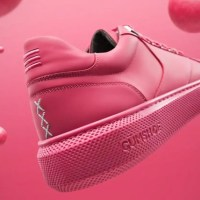 The Gumshoe is the World's First Shoe Made From Discarded Chewing Gum