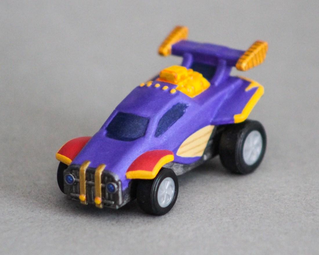 Custom Rocket League Cars