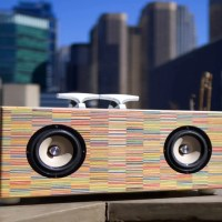 Behind the Design: Repurposing Old Skateboards into a Bluetooth Boombox