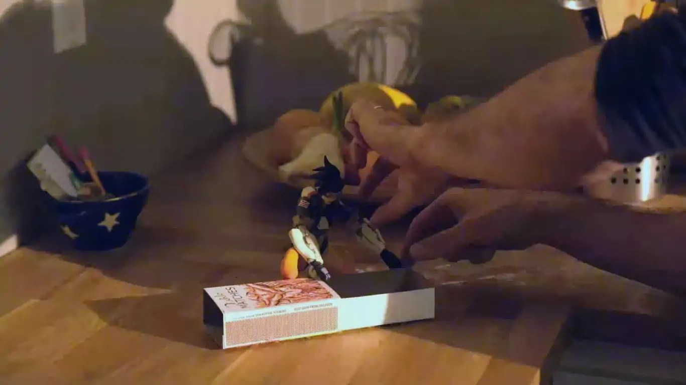 A Behind the Scenes Look at the New Overwatch Stop-Motion Video