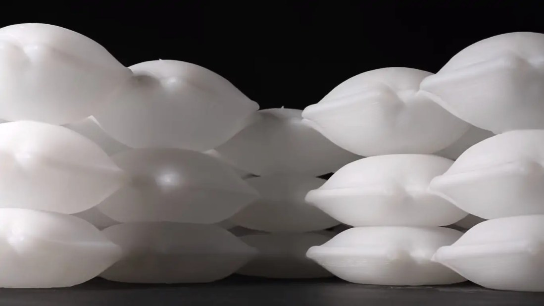 3D Printed Inflatables