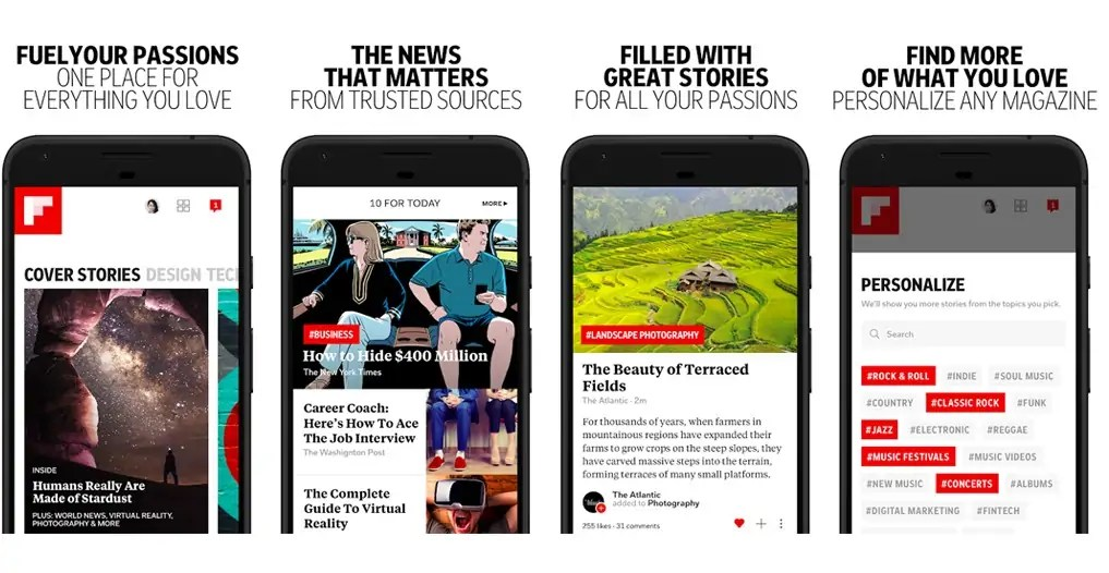 Flipboard News