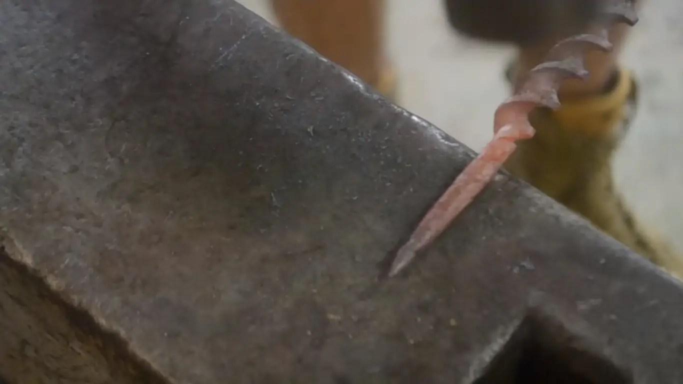 Drillbit Karambit