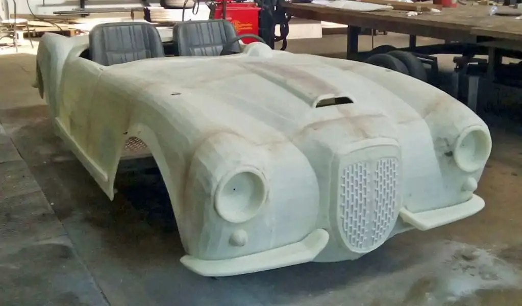 A Flying Car Just Turned an Entirely New Industry on to 3D Printing