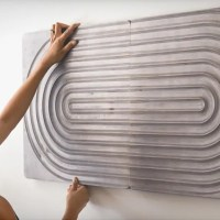 Karvd Wood Panels Turn Static Wall Fixtures Into Rotatable Puzzle Pieces