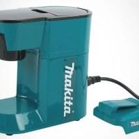 Cool Tools of Doom: The Makita DCM500Z Cordless Coffee Maker