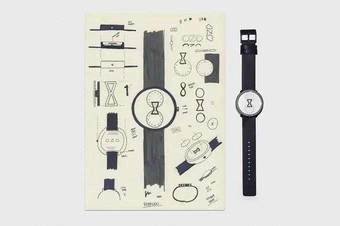 NURO analog watch