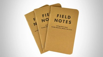 Cool Tools of Doom: Field Notes Pocket Sketchbooks