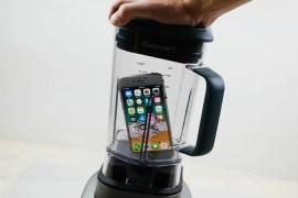 iPhone Blender