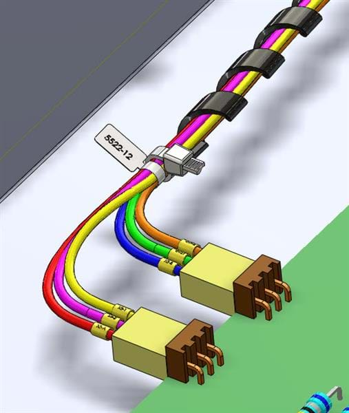 Electrical Routing Design Capabilities In SOLIDWORKS