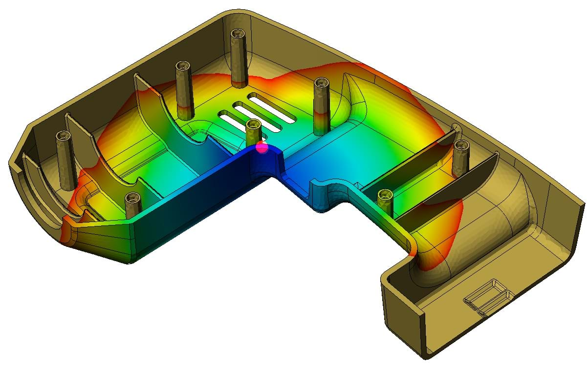 From Mold Design to Machining all integrated within SOLIDWORKS