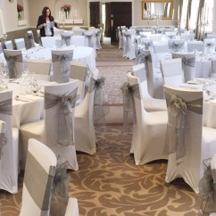 Chair Cover Hire In Birmingham Chairlift London Tickets Wedding Covers Loughborough Leicester Venue Decorations Navy