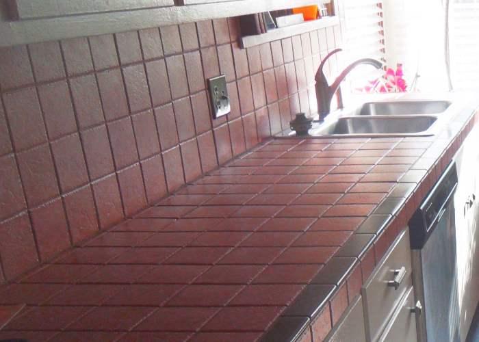 replacing ceramic countertops