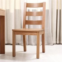 Wood Kitchen Chairs Remodel Orange County Solid Dining On Sales Quality Beech Ladder Back Living Room Wooden
