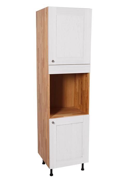 unfinished oak kitchen cabinets templates tall larder units & storage - solid wood ...