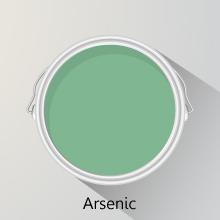 Farrow Ball Arsenic