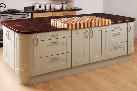 oak kitchen islands las vegas hotels with kitchens in rooms how to create a island solid cabinets wenge mizzle