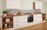 Solid Oak Wood Kitchen Unit Doors and Drawer Fronts ...