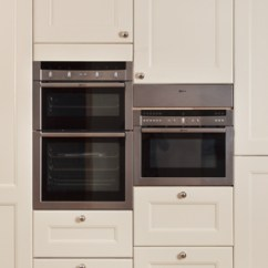 Tall Kitchen Cabinets Round Sink Larder Units Storage Solid Wood Full Height
