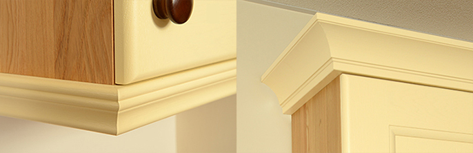 How to Pick and Install Cornices  Pelmets in Solid Wood