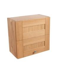 Unfinished Oak Shaker Cabinet Doors