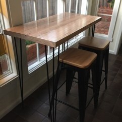 Modern Kitchen Bar Stools Aid Attachment Stylish Breakfast Bars In Solid Wood Kitchens: Our Top ...