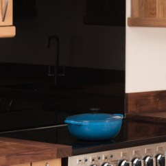 Kitchen Cabinet Reviews Glass Knobs Coloured & Stainless Steel Splashbacks For Kitchens ...