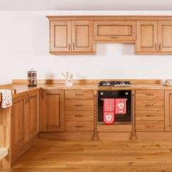 Oak Cabinets Kitchen And Dining Room Tables Solid Wood From Traditional Lacquered Worktops With Corner Pilasters Kitchens