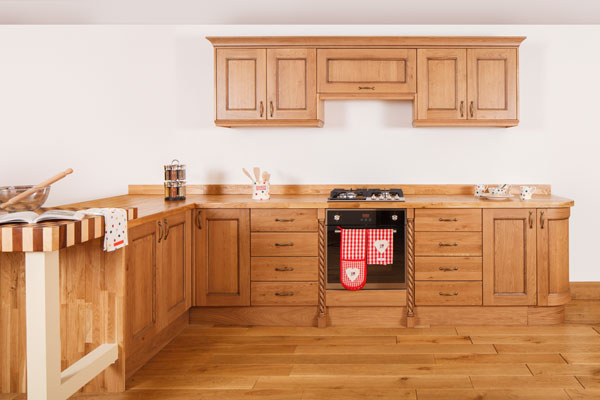oak cabinet kitchen old cabinets for sale solid wood from traditional lacquered and worktops with corner pilasters kitchens