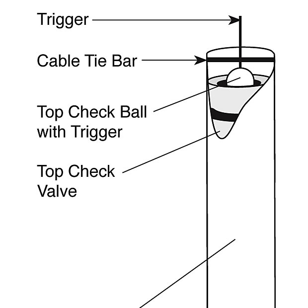 2 Inch Diameter Point Source Bailer Instructions