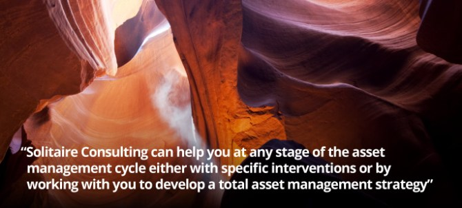 Enterprise Asset Management, Solitaire Consulting, Jersey, Channel Islands