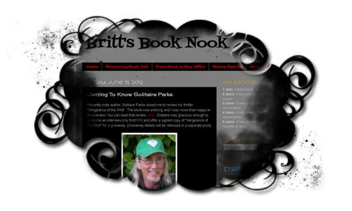 Britt's Book Nook