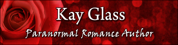 Paranormal Romance Author - Kay Glass