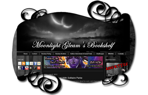 Moonlight Gleam's Bookshelf
